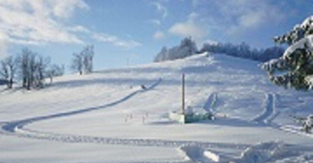 Pistenplan Skigebiet Skilift Oybin - Hain