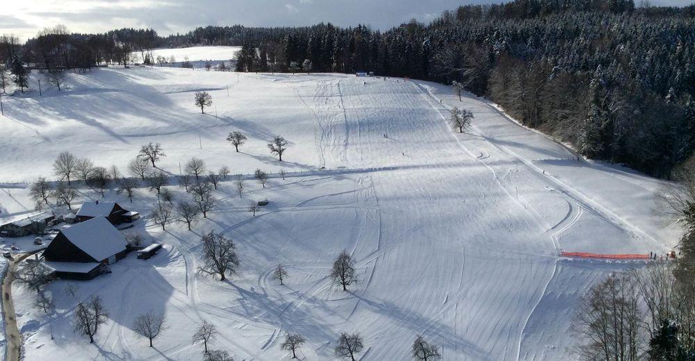 Bakkeoversikt Skiområde Horben