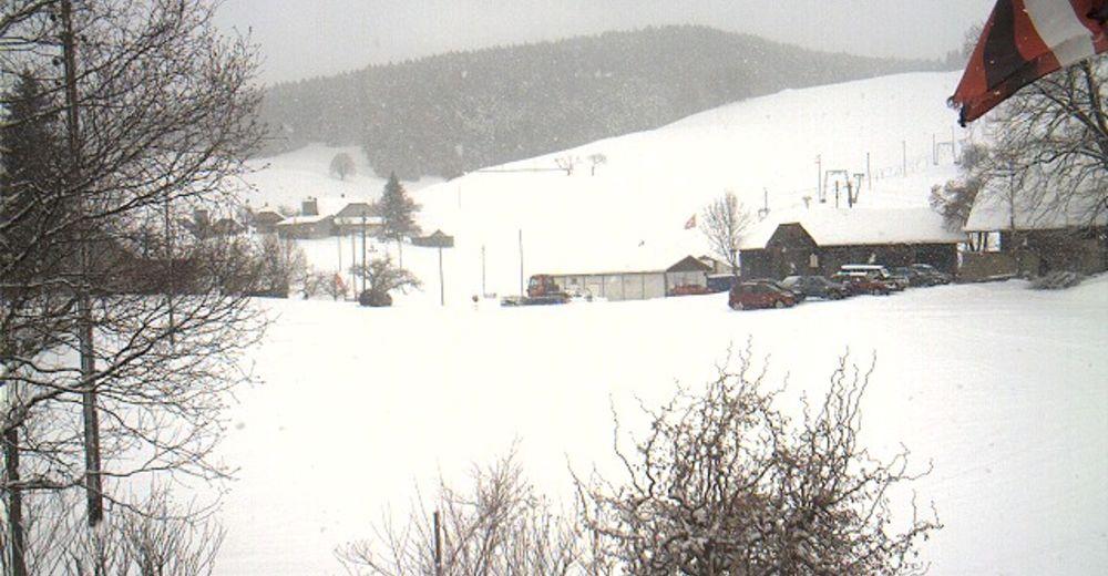 План лыжни Лыжный район Skilift Linden