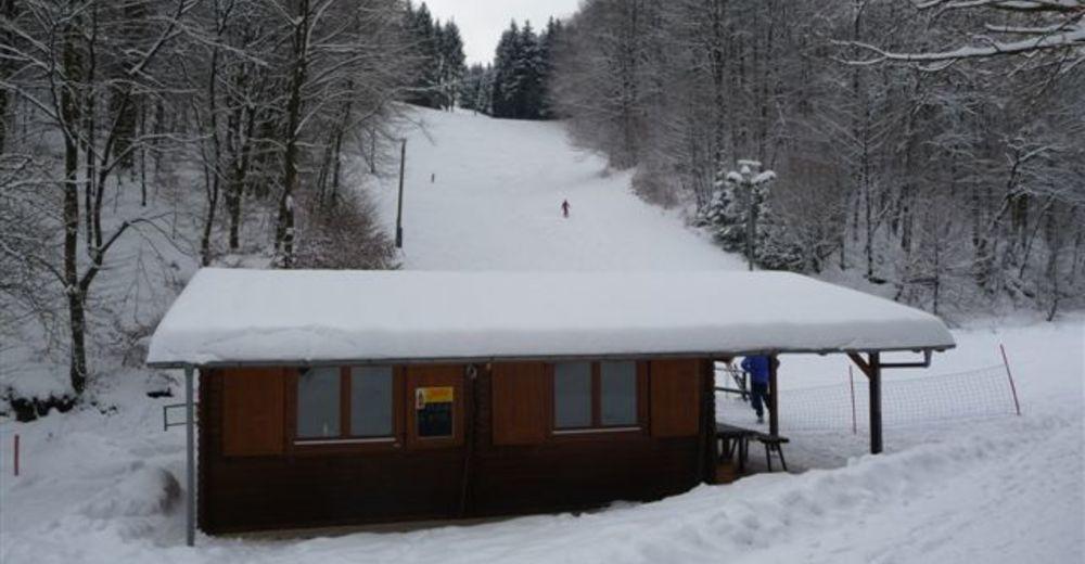 Plan skijaških staza Skijaško područje Bad Lauterberg - Heibek
