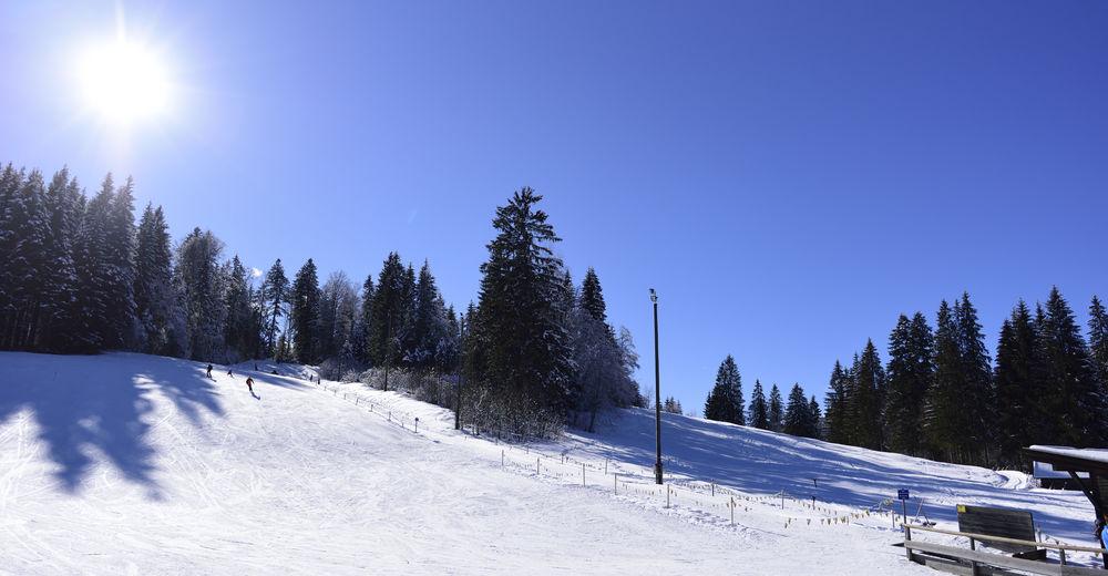 Pistenplan Skigebiet Barmsee / Krün