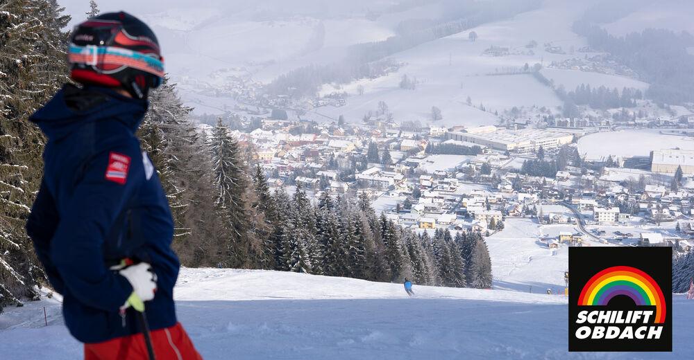 Pisteplan Skiområde Obdach