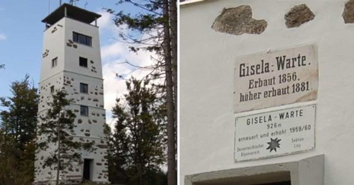 Single-Wandern auf die Giselawarte in Lichtenberg - Linz