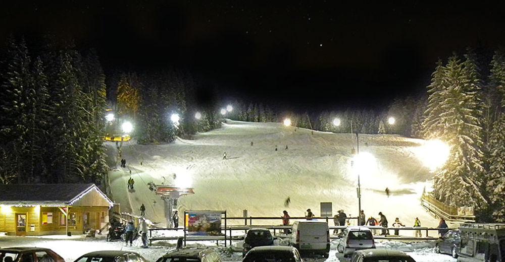 Pisteplan Skigebied Potůčky