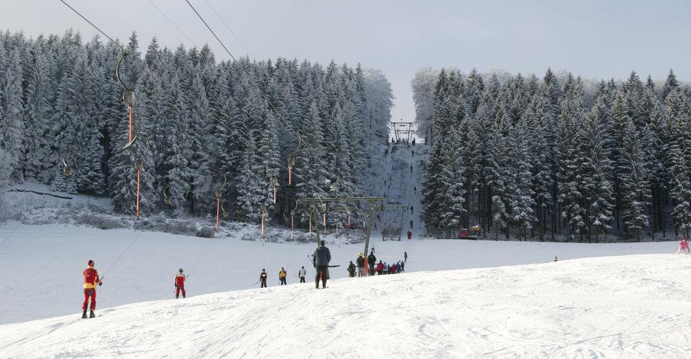 Pistenplan Skigebiet Hohe Lied / Schmallenberg-Gellinghausen