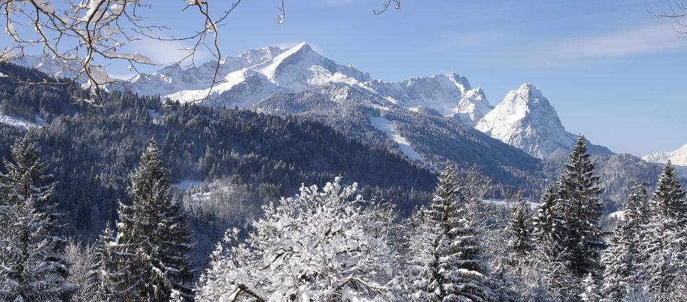 Loipenplan Garmisch Partenkirchen