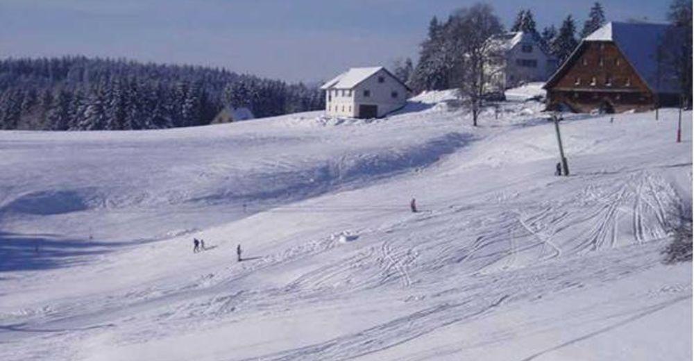 Pályaterv Síterület Skilift Schwärzenbach / Titisee-Neustadt