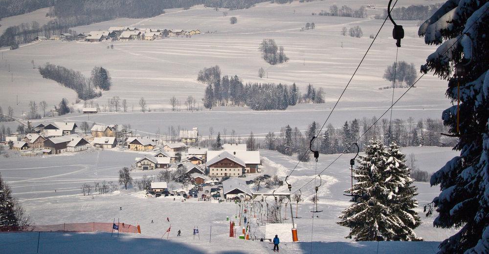 Planul pistelor Zonă de schi Hochplett - Oberaschau