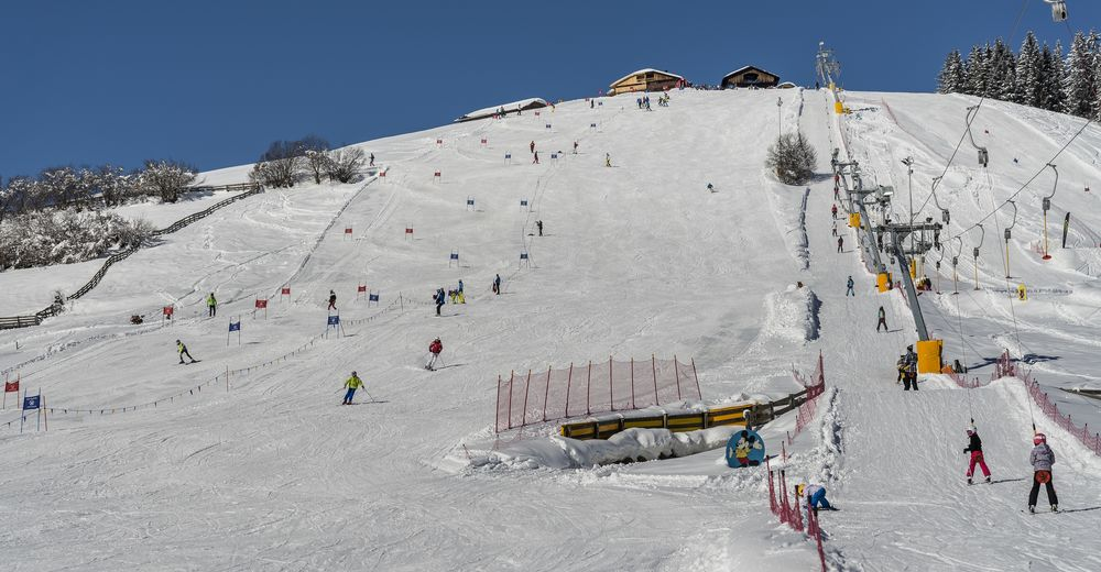 Pistenplan Skigebiet Guggenberg / Taisten