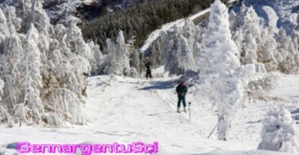 Pistenplan Skigebiet Separadorgiu