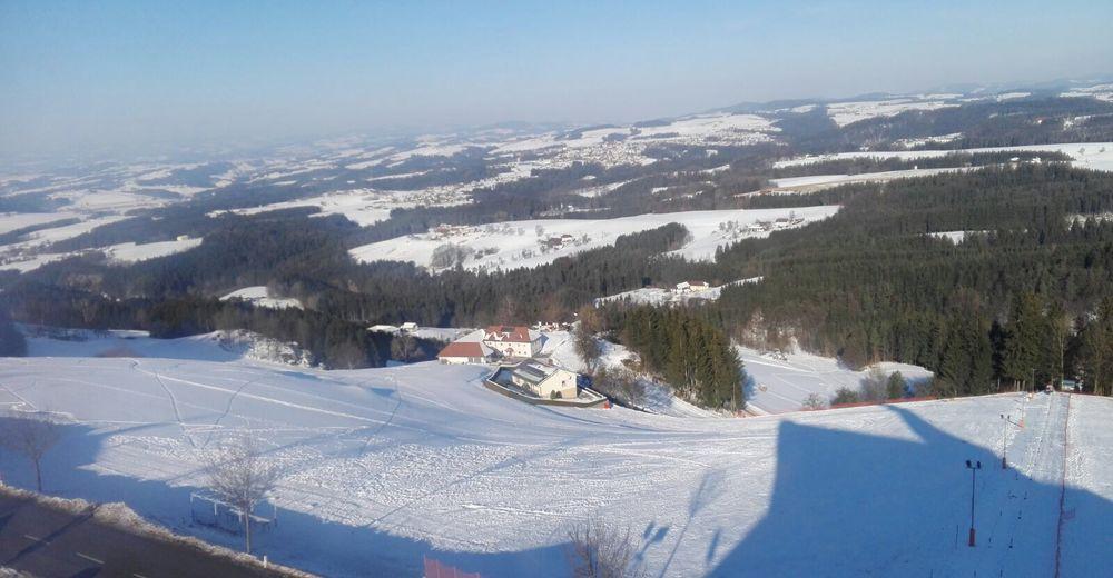 Pistenplan Skigebiet Allerheiligen im Mühlkreis