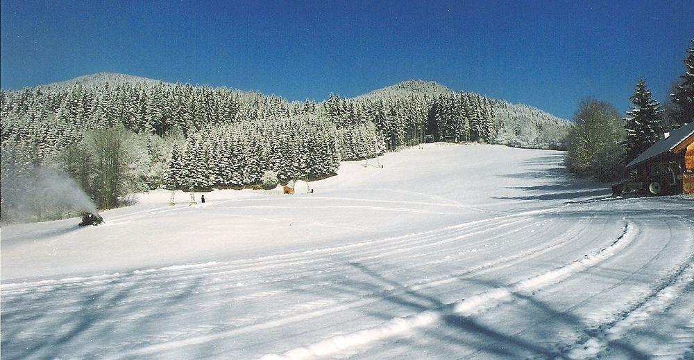 Pisteplan Skigebied Eichfeldlift - Turnau