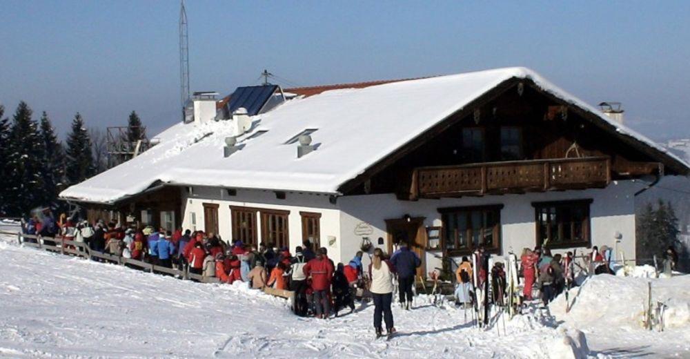 Pistenplan Skigebiet Bromberg Alm