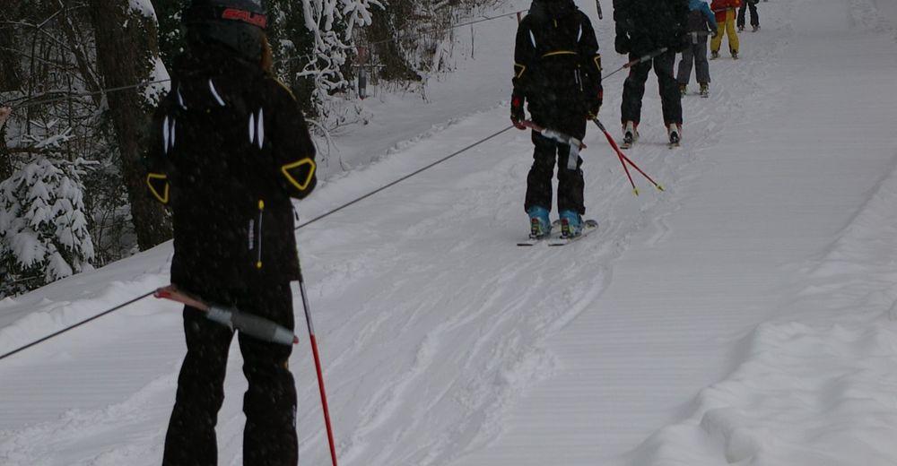 Plan de piste Station de ski St. Radegund Lift