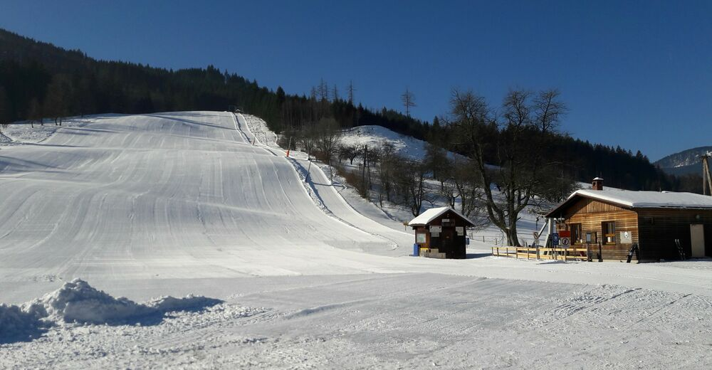 Plan de piste Station de ski Riesenlehen / St. Georgen am Reith