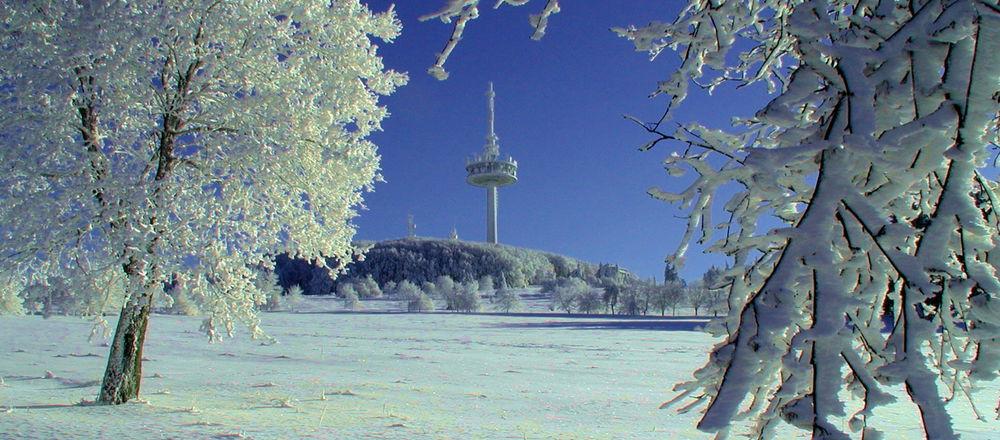 Loipenplan Vogelsberg
