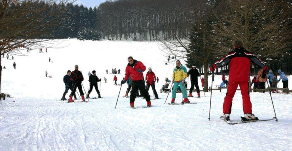 Piste map Ski resort Wasserfall - Bestwig / Fort Fun