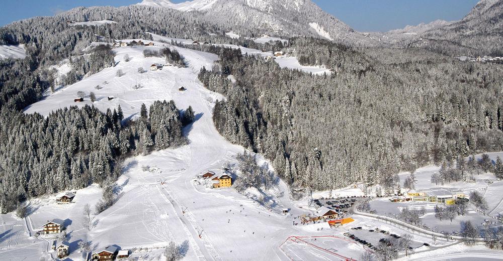 Piste map Ski resort Vorhegg / Kötschach - Mauthen