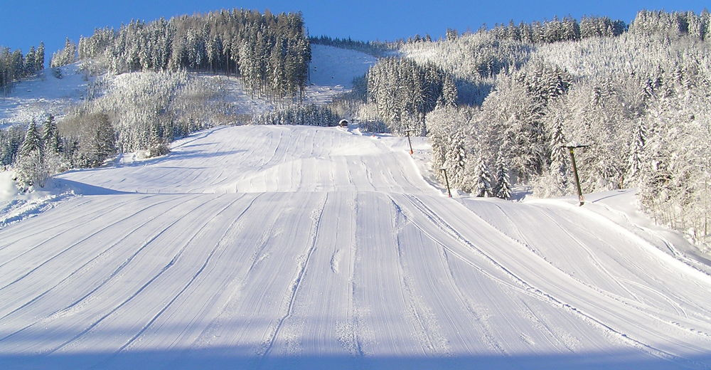 Načrt smučarske proge Smučišče Buchsteinlift - St. Gallen
