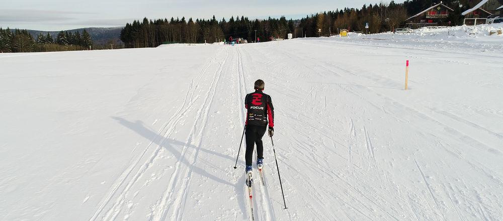 Loipenplan DSV Nordic Aktiv Zentrum am Gibacht - Furth im Wald
