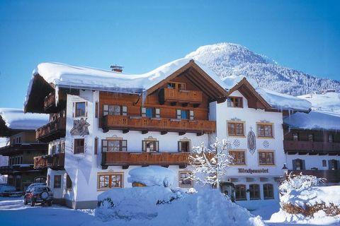 Appartement Berta - Brixen im Thale - in den Kitzbheler Alpen