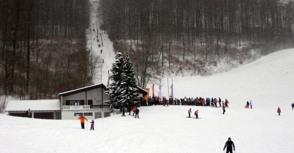 Pistenplan Skigebiet Ostalb-Skilifte Aalen