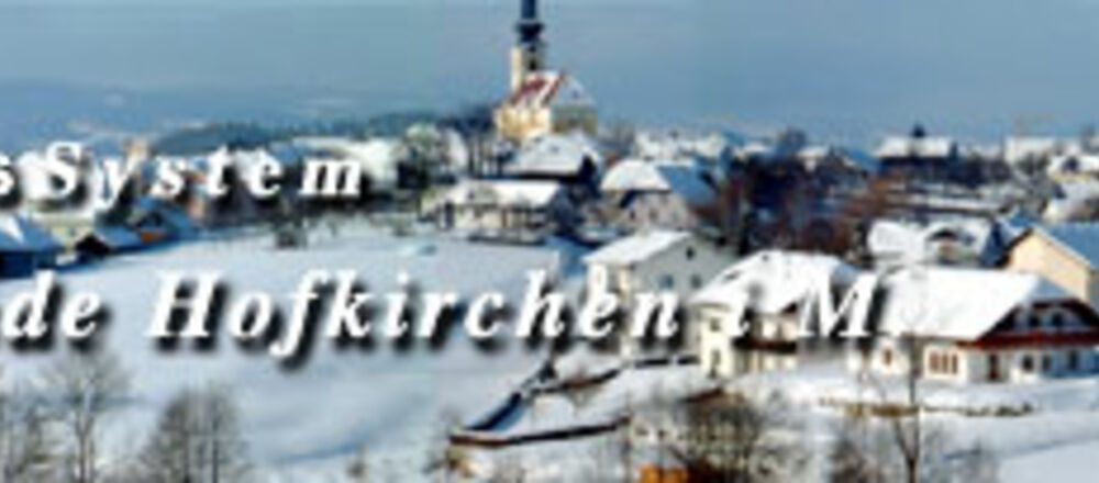 Loipenplan Hofkirchen