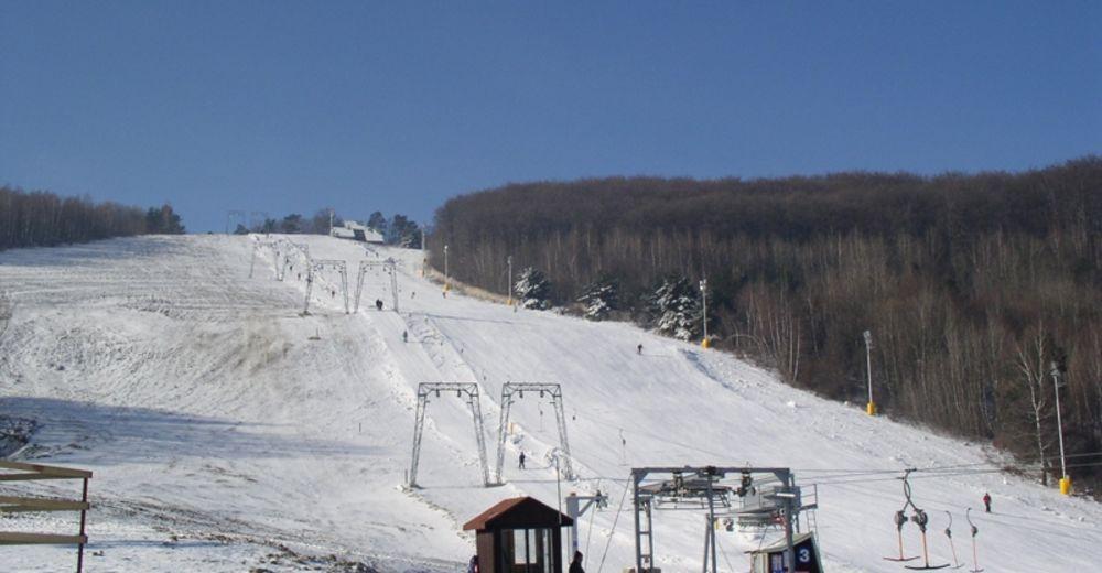 Pistenplan Skigebiet Kavečany