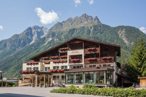Hotel Rita in Lngenfeld - tztal - Tirol: Gaumenfreuden
