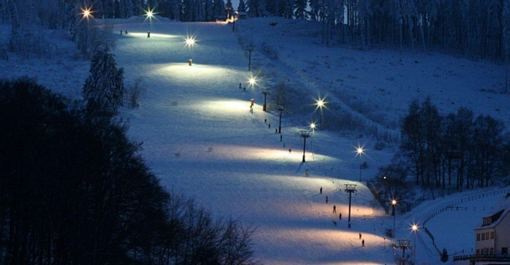 Piste map Ski resort Brilon - am Poppenberg