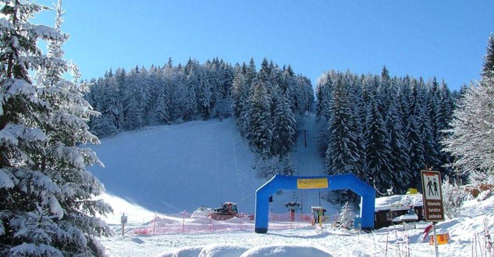 Pistenplan Skigebiet Val Palot - Pisogne