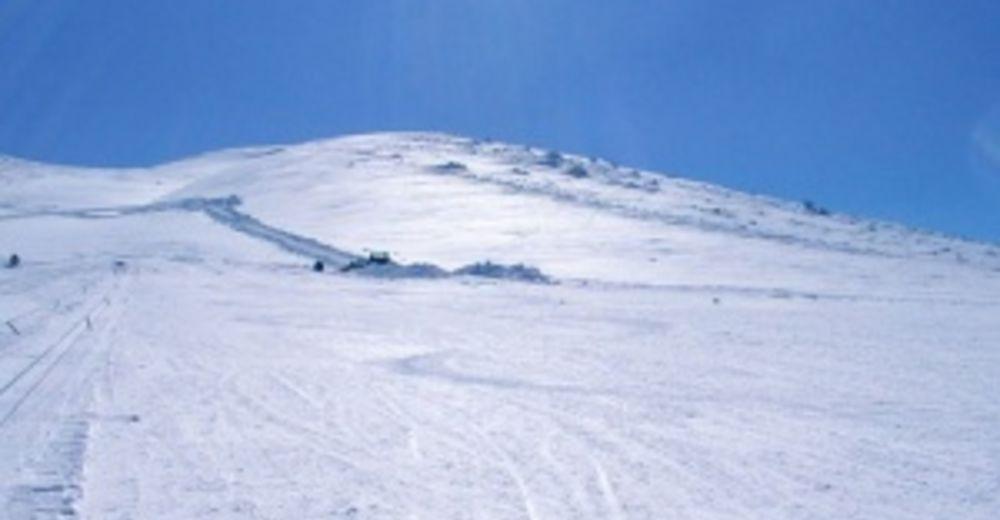Plan skijaških staza Skijaško područje Neve 2000 / Monte Spada