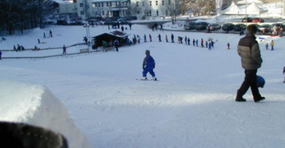 Pistenplan Skigebiet Waldsportpark Ebersberg