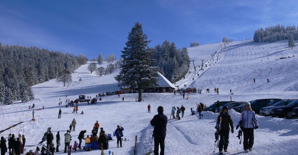 Pistenplan Skigebiet Stollenbach