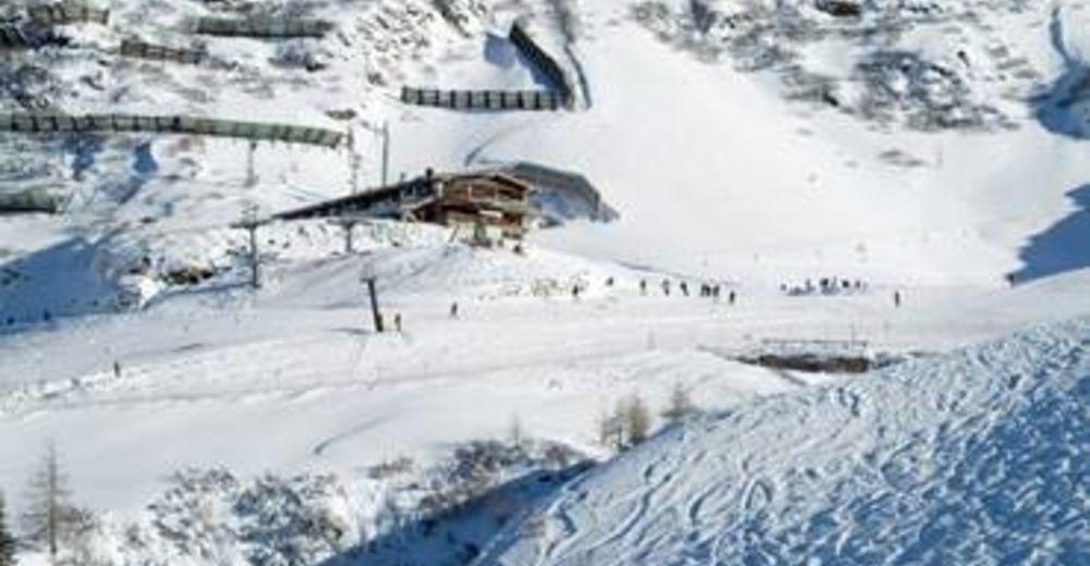 Plan skijaških staza Skijaško područje Pescegallo / Valgerola