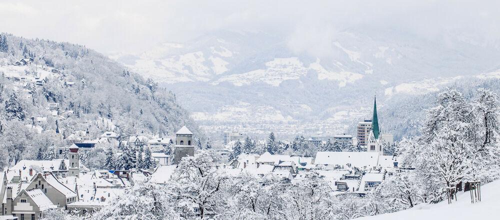 Loipenplan Feldkirch