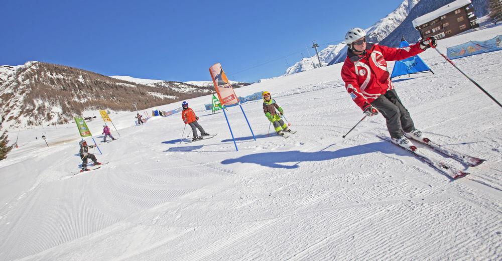 Bakkeoversikt Skiområde Obergoms / Goms