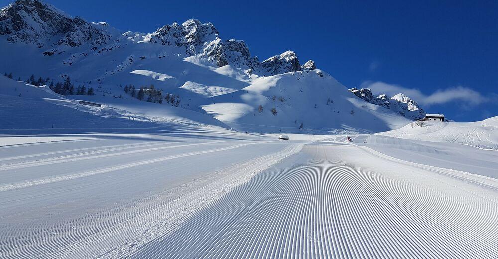 Pistenplan Skigebiet Skiwiese Innerpflersch