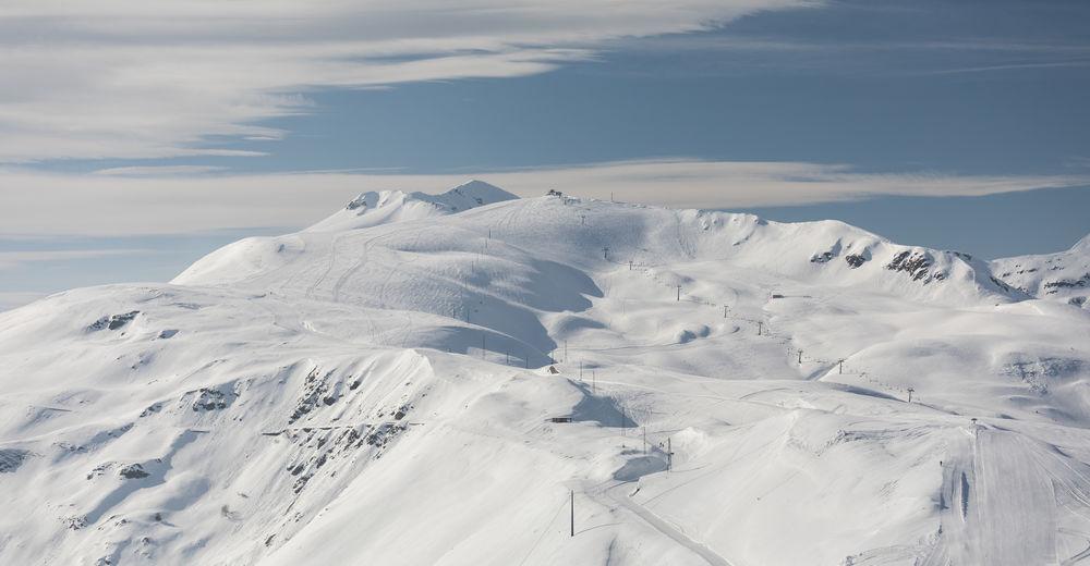 Planul pistelor Zonă de schi Monte Maniva