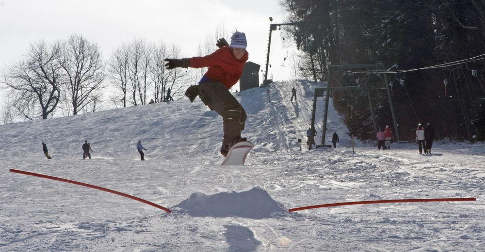 Piste map Ski resort Skilift Falkenstein