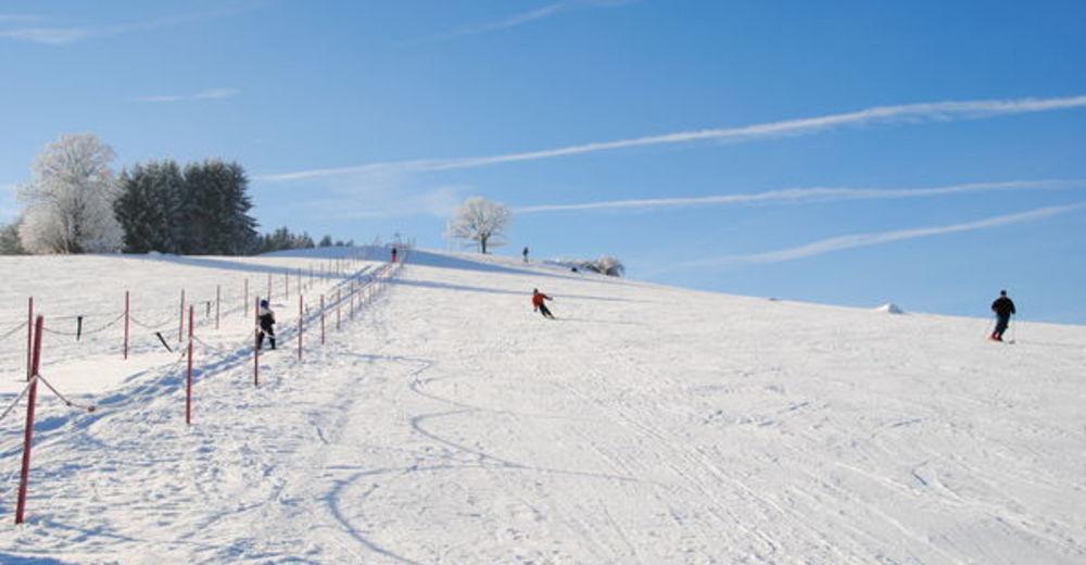 Pistenplan Skigebiet Obernheim / Burgbühl