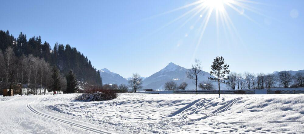 Loipenplan Eben - Ski amadé
