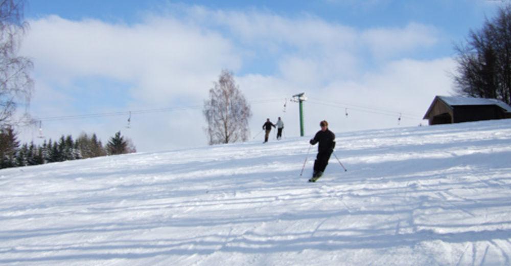 Pistenplan Skigebiet Birkholzlift Heinersreuth / Presseck