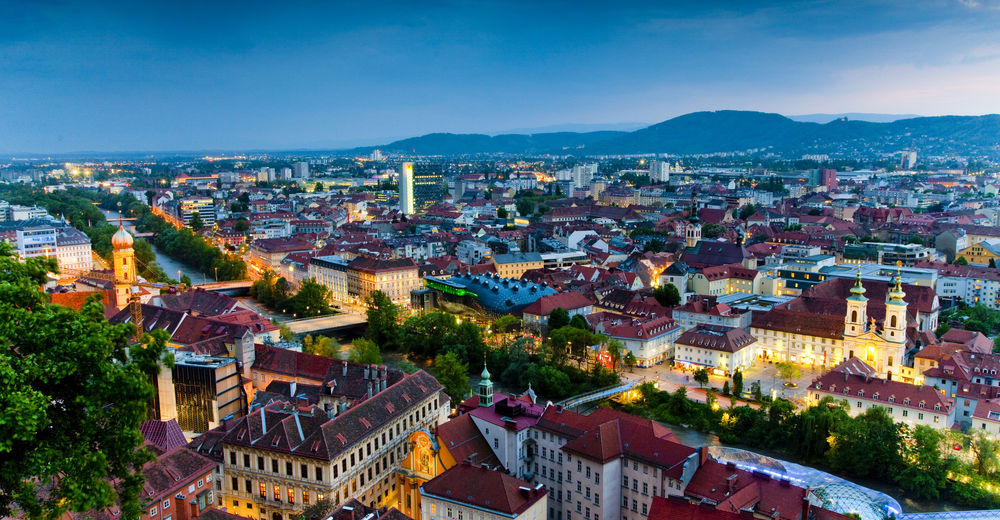 BERGFEX: Graz - Stadt: Urlaub Graz - Stadt - Reisen Graz - Stadt