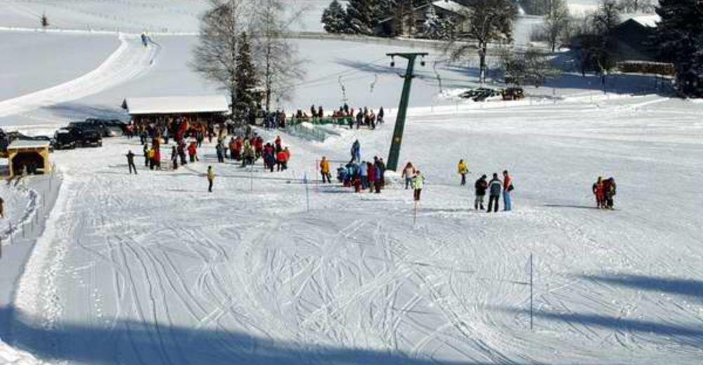Pisteplan Skiområde Ellegg - Skilifte / Faistenoy