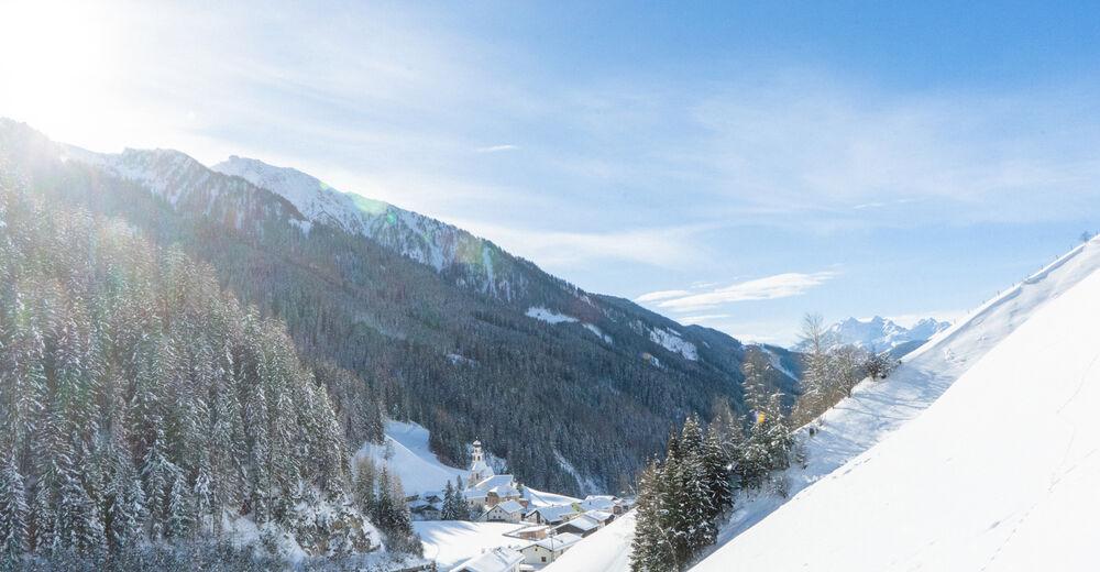 Pisteplan Skiområde Navis - Wipptal
