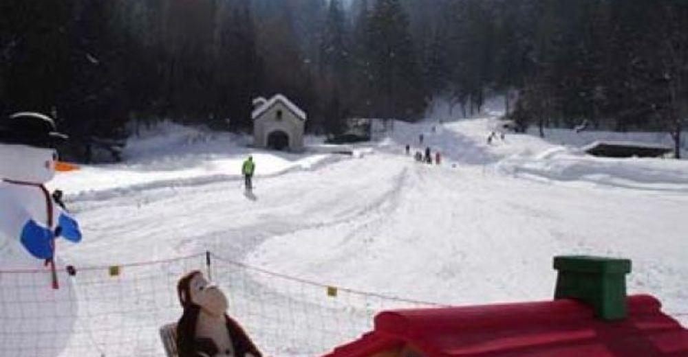Piste map Ski resort Piano di Peccia