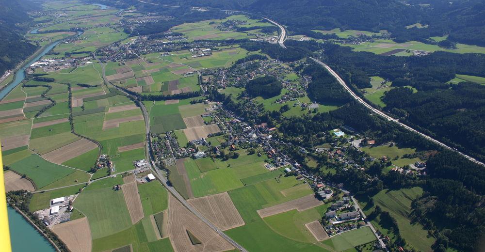 Routenplaner Treffen - Paternion - Entfernung, Fahrtzeit und Kosten