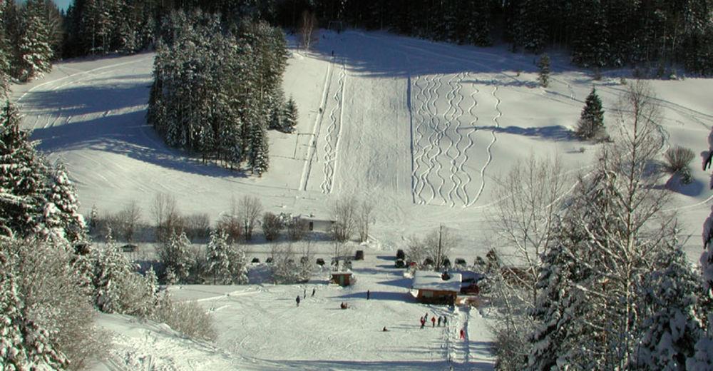 Mapa zjazdoviek Lyžiarske stredisko Kalte Kuchl / Rohr im Gebirge