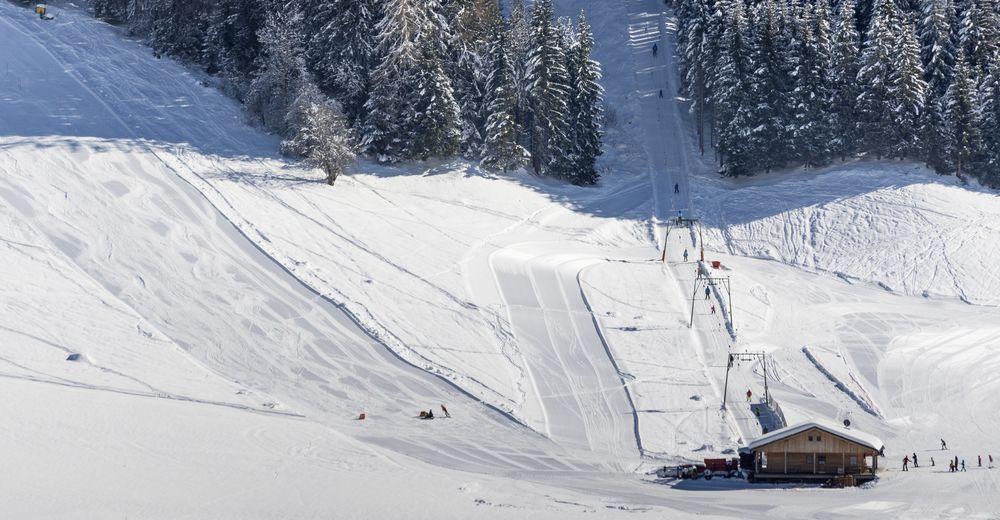 План лыжни Лыжный район Skilift Pichl / Gsieser Tal